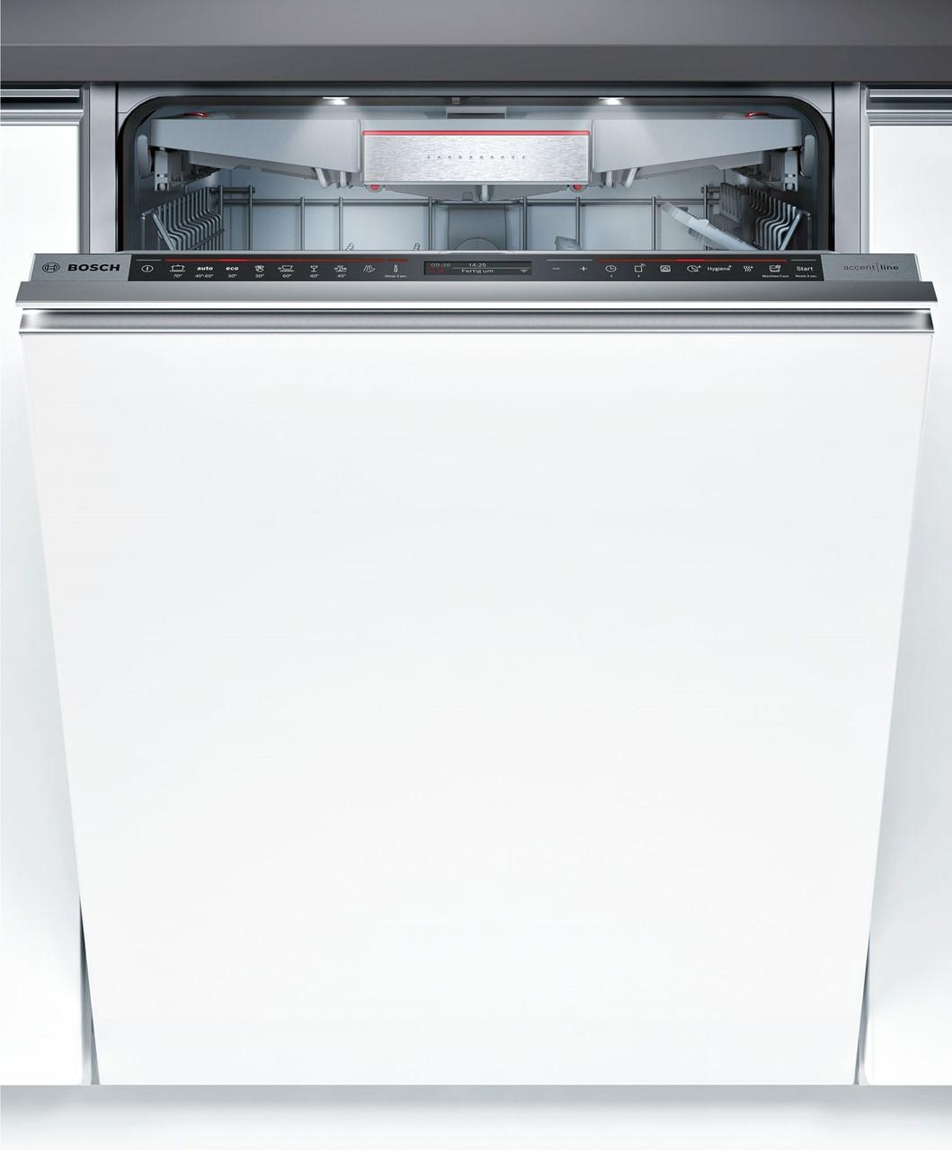 Bosch Vollintegrierter Geschirrspuler 60cm Sba88td16e Silver Tech