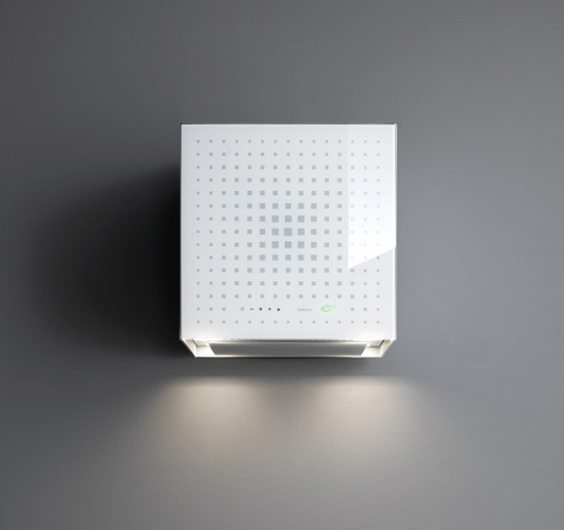 Falmec Dunstabzugshaube E Ion Rubik Isola W Silver Tech Gmbh